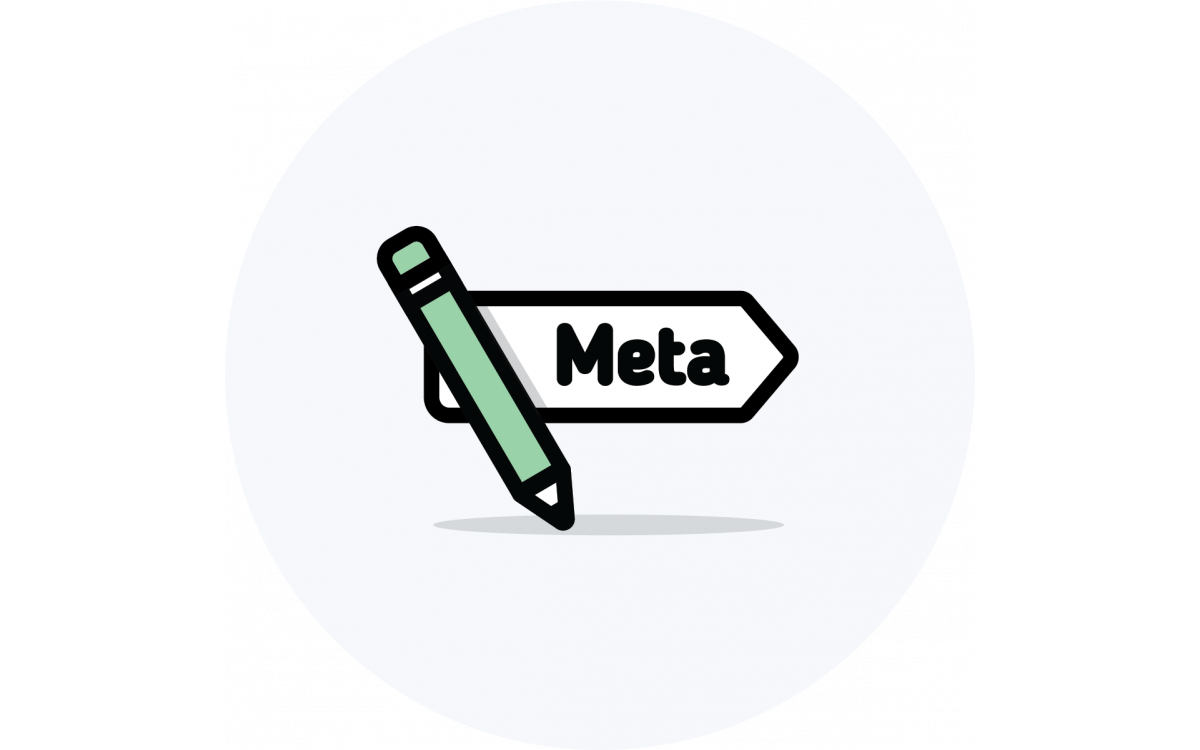 Edit Meta information for all pages