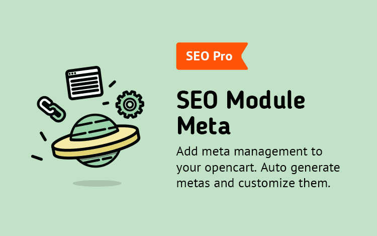 Meta tags for seo in opencart  Opencart seo module meta